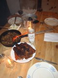 Sill potatis lök o tunnbröd 4