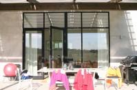 Glasparti nybyggnad fritidshus i Ljugarn, Gotland