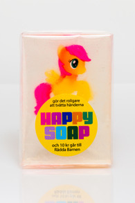 Happy Soap Ponny -