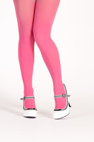 Margot tights kinky pink - One size