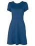 Johnny klänning blå, WTG - XS