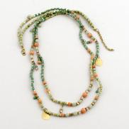 Halsband Prana grönt - Fair Monkey