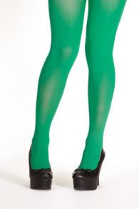 Margot tights PLUS - greenkeeper - Plus size greenkeeper Margot tights