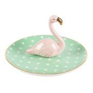 Smyckesfat Flamingo