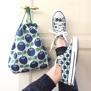 Blåbärs sneakers