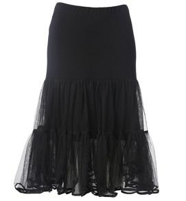 Dodo Partykjol svart, duMilde - S
