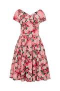 Gabriella dress - Paris Rose Garden