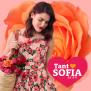 Isobel dress - Paris Rose Garden