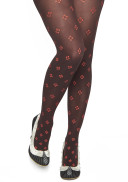 Margot tights Brown Sugar