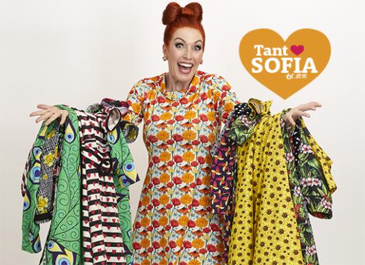 VÅRnyheter hos Tant Sofia - tiltta in i erbbutiken och gör dina kap!