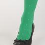 Margot tights Ms Greens Double Flirt - Margot tights Ms Greens Double Flirt