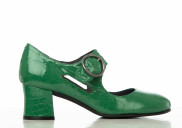 Frida Coco green - Nordic Shoepeople