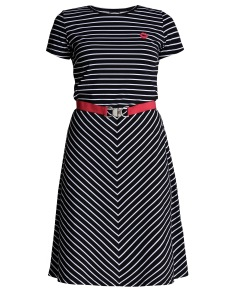 Adriane dress Striped, Mme YèYè - XL