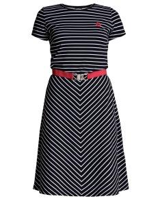 Adriane dress Striped, Mme YèYè - XL