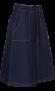 Rosa kjol denim - King Louie - 42