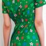 Smultron grön blomma, Rino