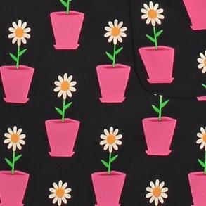 Kjol Daisy black - Tante Betsy - S