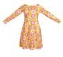 Feel Good Dress, sunflower - Vintage in my heart