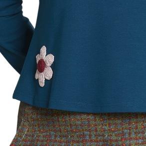 Albertas autumn blouse - duMilde - S