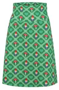 Kjol Gnome love green - Tante Betsy - L