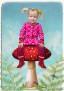 Pepper Dress Gnome girl - Tante Betsy