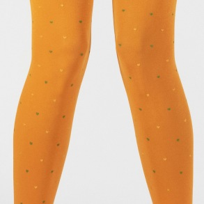 Margot tights Shamrock on fire - One size