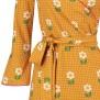 Wrap Daisy gold, Tante Betsy - XXL