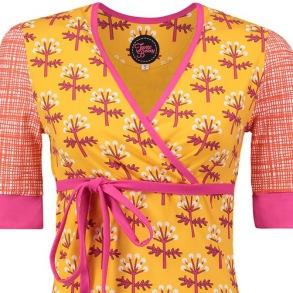 Dress Garden gold, Tante Betsy - M
