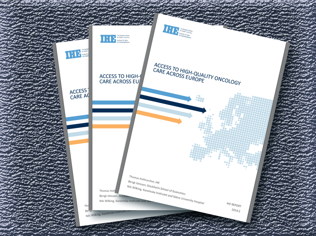 Rapport från IHE-cancervård i Europa