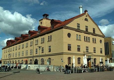 Lagerhuset, Heurlins plats, nära Järntorget i Göteborg