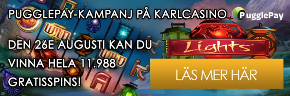 Vinn en massa frisnurr hos det svenska casinot KarlCasino!