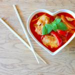 Röd curry