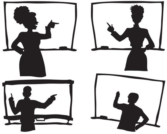 Levande kommunikation med dina egna gester i Retorikbloggen