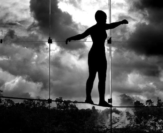 Balansera dina kroppsspråkssignaler  ur Retorikbloggen