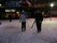 Kerstin Hopstadius och jag skidar i ottan Handledarseminarium Sundsvall