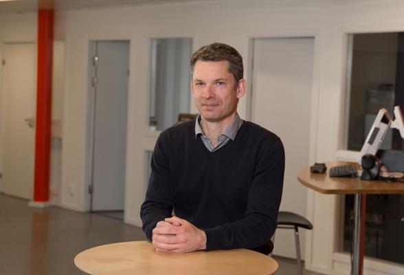 Andreas Berg, Kontorsgruppen.