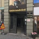Saga skylt
