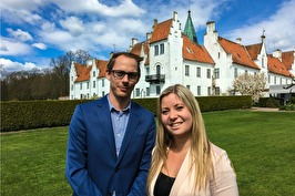 Andrée Friemer och Melina Rosberg, Skånska Dagbladet