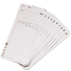 Artnr 1232 - Stämpelkort/Punchcards QR375/QR395/QR475/QR7550/QR6560 100 st