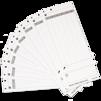 Artnr 1203 - Stämpelkort/Punchcards Z120 100 st.