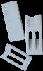 Artnr 1121 - Kortfack/Cardrack QR395/QR7550/Z120