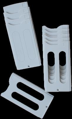 Artnr 1070 - Kortfack/Cardrack QR395/QR7550/Z120