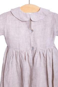 Dopklänning oblekt_baksida