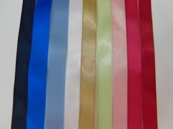 Exempel på satinband