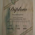 PLaza Publishing Gasellbolag 2005