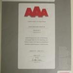 AAA Högsta kreditvärdighet 2005