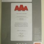 AAA Högsta kreditvärdighet 2006