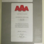 AAA i kreditvärdighet Lotsatorgruppen i Sverige 2005