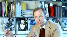 Christopher Östlund berättar i filmen om Offecct