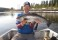 Luleälv 20190429 Öring 63 cm 3100 kg